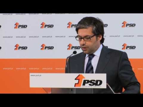 Best-Of Marco António Costa em Conferência de Imprensa