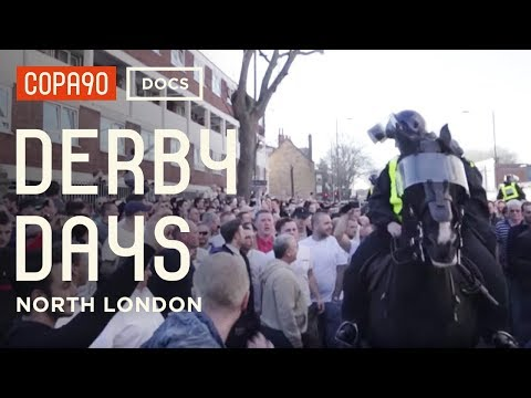 """I Hate Everything About Them"" - North London Derby 