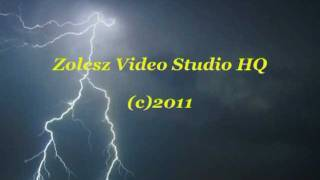 Thunderstorm and lighning complitation and timelapse
