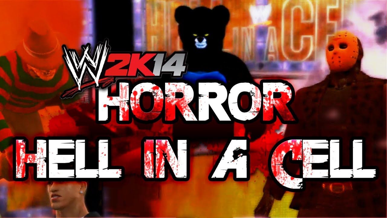 WWE 2K14: Horror Hell in a Cell