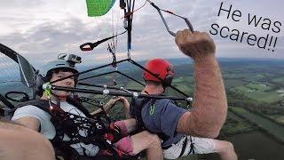 Video Flying Tandem With My Dad!!! MP3, 3GP, MP4, WEBM, AVI, FLV Oktober 2018