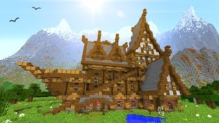 How To Build Your Perfect House In Minecraft!