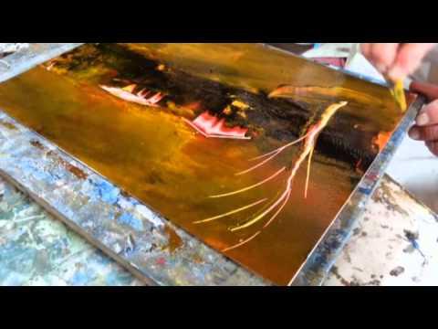 come dipingere un qualsiasi quadro in meno di 5 minuti