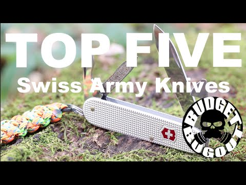 Top 5 Best Swiss Army Knives