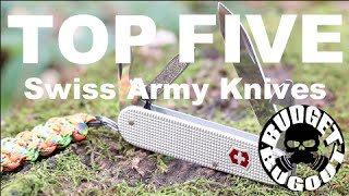 Swiss Army Knives come in a multitude of shapes and sizes... But what is the best Swiss Army Knife for you??? ------------------------------------- ) Click