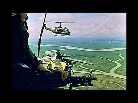 """""""The 'Huey' UH-1 helicopter is..."""