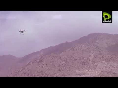 Etisalat 5G Drone – Hexacopter (HD Video)