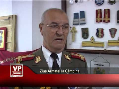 Ziua Armatei la Câmpina