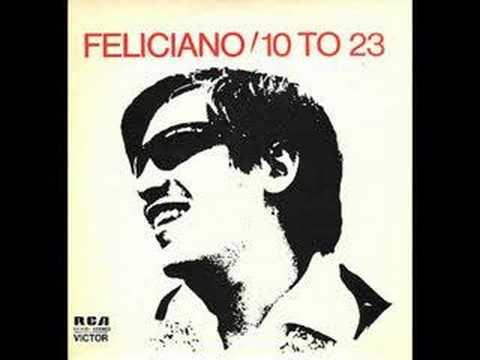 Tekst piosenki José Feliciano - First Of May po polsku