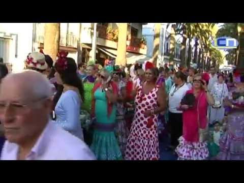 Fiestas en Honor de Ntra. Sra. del Carmen 2016: Ofrenda de Flores