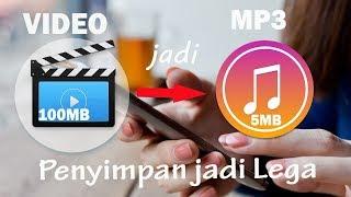 image of Cara Merubah Video Menjadi Musik MP3, Penyimpanan Jadi Lega Deh !!! 🙆