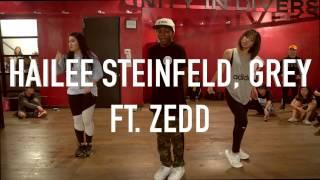 ''STARVING''- Hailee Steinfeld ft. Zedd / Choreography By Anze