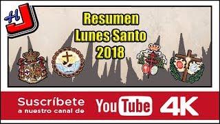 Resumen I Lunes Santo 2018