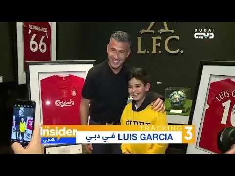 Luis Garcia LFC Store Vietnam