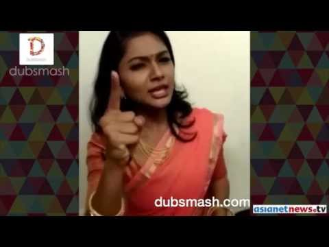 Jagathy Dubsmash By Daughter Sreelakshmi Sreekumar