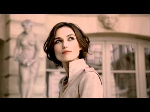 Keira Knightley - behind the scenes - for Coco Mademoiselle