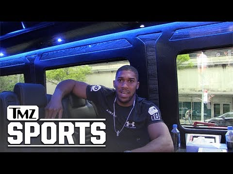 Anthony Joshua Calls Out Deontay Wilder, Fight Me Already! | TMZ Sports - Thời lượng: 1:54.