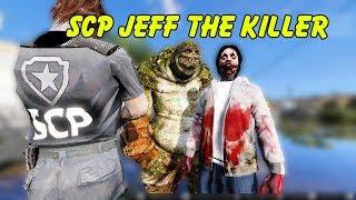 GTA 5 - Jeff the killer bị vu khống là SCP (SCP ngoại truyện) | GHTG