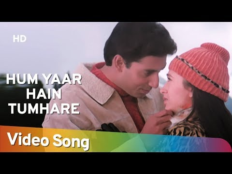 Hum Yaar Hain Tumhare | Haan Maine Bhi Pyaar Kiya |Abhishek Bachchan |Karishma Kapoor | Udit Narayan