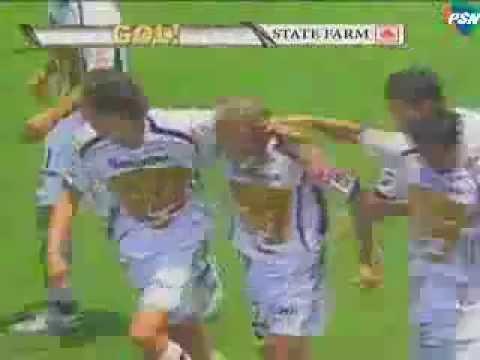 Gol de Romero entre los 10 mejores del Apertura 2008