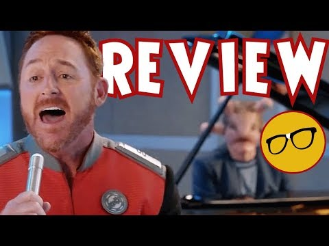 "The Orville Season 2 Episode 8 Review ""Identity Part 1"""