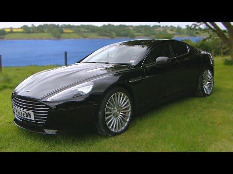 Aston Martin Rapide S – Fifth Gear