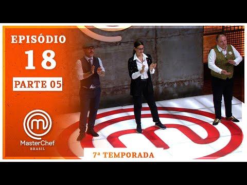 MASTERCHEF BRASIL (10/11/2020)   PARTE 5   EP 18   TEMP 07