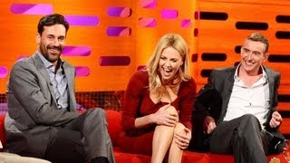 Charlize Theron and Red Chair Stories - The Graham Norton Show - Series 11 Episode 8 - BBC One