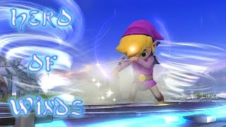 Hero of Winds: A Toon Link Combo Video