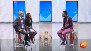 Sunday with EBS: Interview with Yared Negu