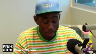 Tyler, The Creator plays 'F, Marry, Kill' with J Cruz and Justin Credible #LIFTOFF