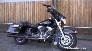 6. Used 2005 Harley Davidson Electra Glide Motorcycles for sale