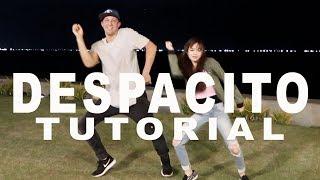 "DESPACITO Dance TUTORIAL  Choreography by Matt Steffanina ft AC Bonifacio▶ ""DESPACITO"" Dance Video: https://youtu.be/1PKJS4qwdK8▶ MY 1ST VLOG in DUBAI! https://youtu.be/jd0Of_fVYMs▶ INSTAGRAM: http://instagram.com/MattSteffanina▶ DOWNLOAD MY 'DNCR' APP -- http://bit.ly/DNCRAPP▶ TWITTER & SNAPCHAT: @MattSteffaninaIs this video BLOCKED in your country? Find out how you can help me fix it here: https://youtu.be/BI5-VNiY5p8 SOCIALS: @MattSteffanina ▶ TUTORIALS: https://youtube.com/dancetutorialslive▶ INSTAGRAM: http://instagram.com/MattSteffanina▶ TWITTER: http://twitter.com/MattSteffanina▶ WEBSITE: http://MattSteffanina.com▶ BOOKING: Booking@dncr.com▶ HATS & SHIRTS: http://MattFreestyle.com▶ DOWNLOAD my dance app 'JusMove' for iPhone & Android » http://appsto.re/us/7cHU3.iChoreography by: Matt SteffaninaFeaturing: AC BonifacioEdited by: Matt Steffanina"