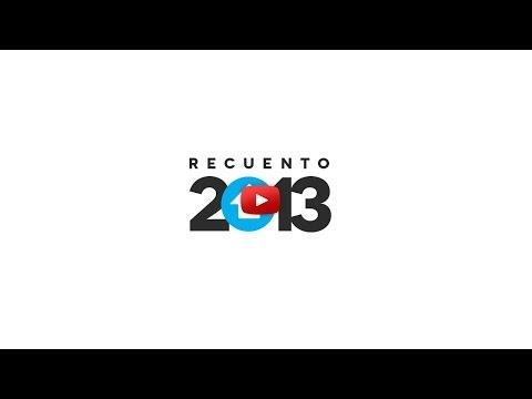 Recuento 2013