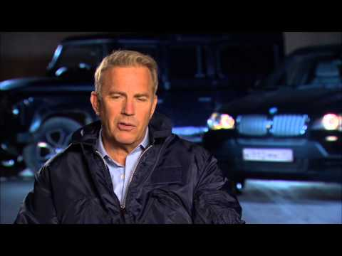 "Jack Ryan: Shadow Recruit: Kevin Costner ""Thomas Harper"" On Set Interview"