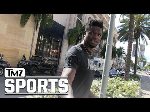 Julius Randle Cares About His Own L.A. Future, Not LeBron's | TMZ Sports