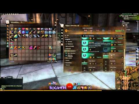 GW2 - As promised here is a follow up video! Including something about a new pvp map, the new runes and sigils, level curve, new ascended trinkets (including assas...