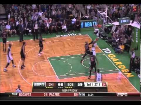 Jared Sullinger push and position