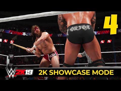 WWE 2K19 - 2K SHOWCASE - Ep 4 - STREET FIGHT!!