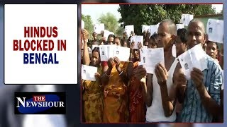 Hindus 'BLOCKED' from voting, TIMES NOW confronts polling officer | The Newshour Debate (18th Apr)