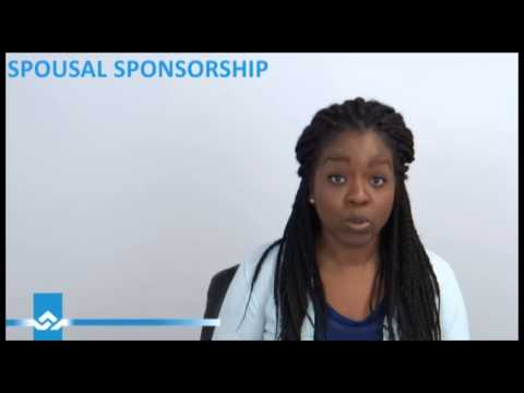 Spousal Sponsorship Tips Video