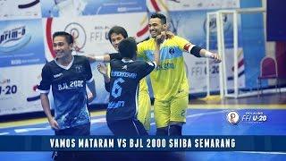 Video FINAL - Vamos Mataram (2) 3 vs 5 (2) BJL 2000 Shiba Semarang - Highlight Bolalob FFI U-20 MP3, 3GP, MP4, WEBM, AVI, FLV Juni 2017