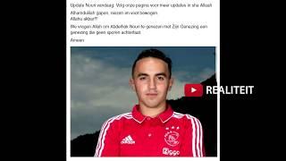 UPDATE: Abdelhak Nouri leeft nog