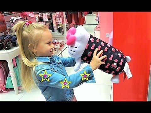 Алиса выбирает игрушки ! ИНКУбебис сюрприз с игрушкой внутри ! Одежда для девочки реборн (видео)
