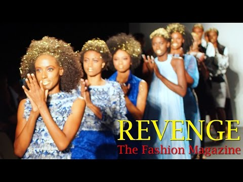 Kahindo @ Harlem's Fashion Row (Sept. 2016)