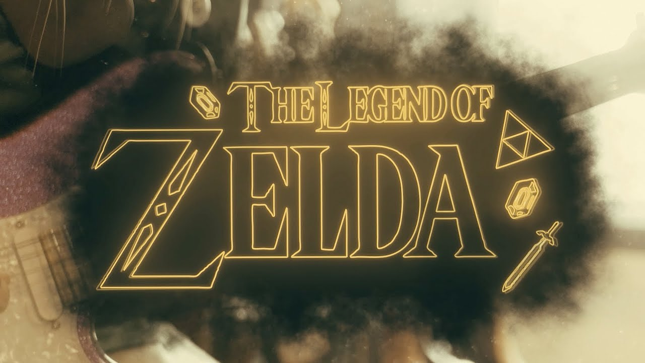 August Burns Red – The Legend Of Zelda