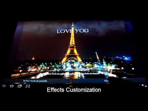 Video of St Valentine Fireworks LWP
