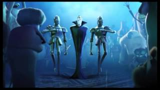 Where Did the Time Go Girl (Party Version) - Cee Lo Green/Kevin James - Hotel Transylvania Clip