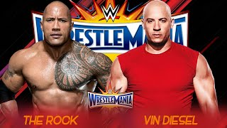 Nonton The Rock vs Vin Diesel Wrestlemania 33 - Promo - HD Film Subtitle Indonesia Streaming Movie Download