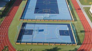 ZŠ Vodní otevřela moderní sportoviště
